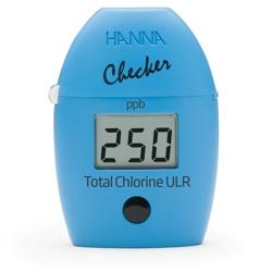Zubehör und Reagenzien für das Hanna Miniphotometer Gesamtchlor Ultraniedrig HI761