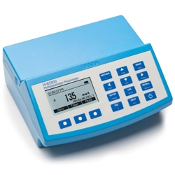 Zubehör und Reagenzien für den Hanna Mulitiparameter-Photometer HI83300