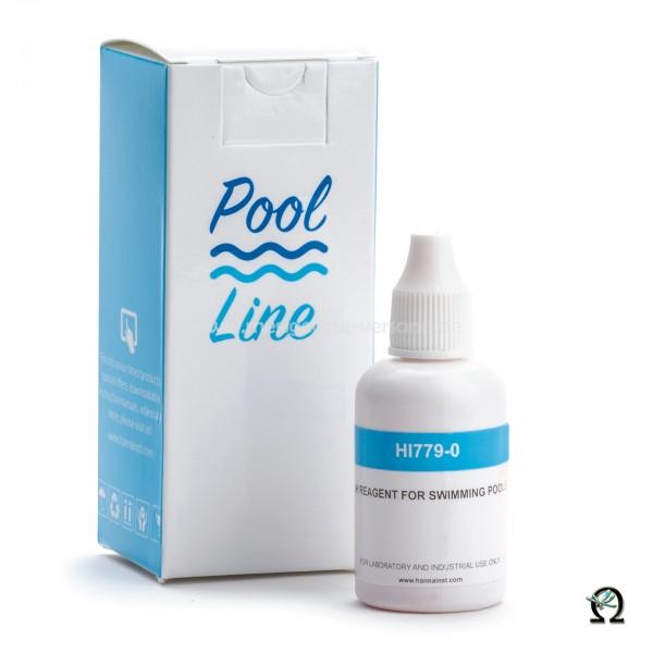 Reagenzien HI779-25 pH photometrisch in Pool & Spa