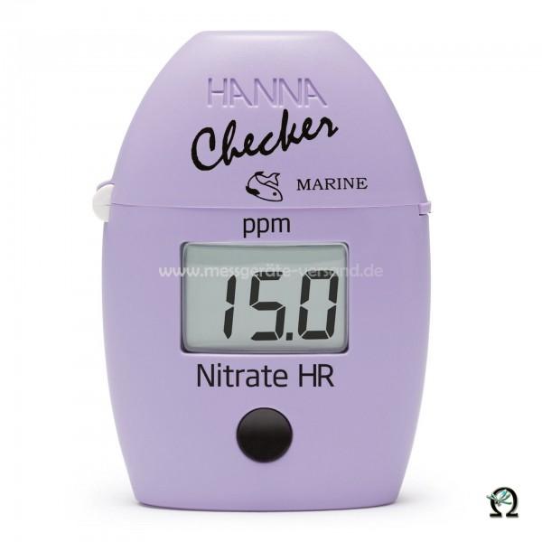 Mini-Photometer Checker HI782 f. Nitrat Hoch im Meerwasser