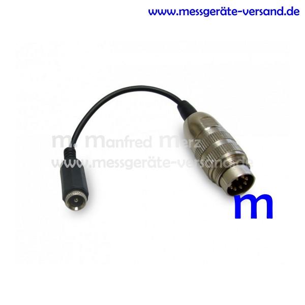 Hanna Adapterkabel für 12VDC Adapter