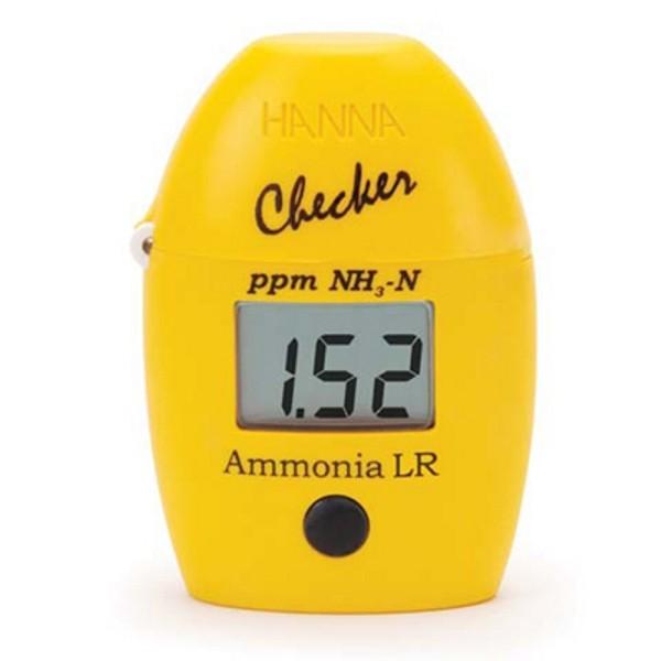 Mini-Photometer Checker® HI700 f. Ammonium (NH3-N) niedrig