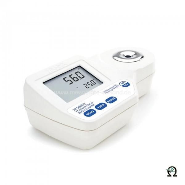 Hanna Digital-Refraktometer HI96831 Ethylenglykol