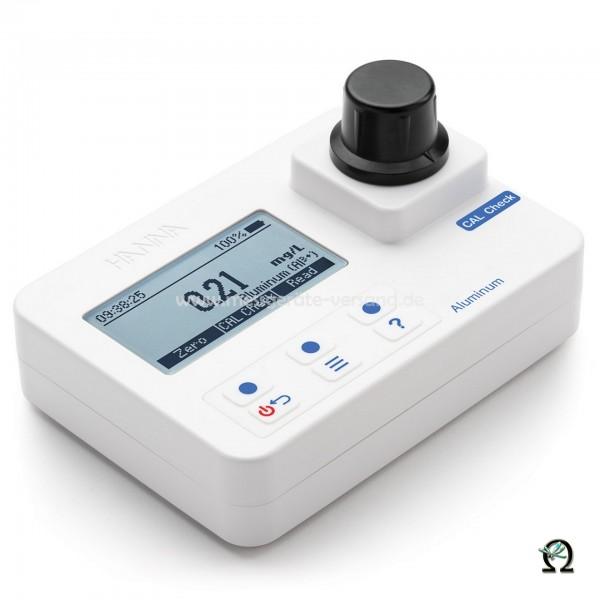 Hanna Kompakt-Photometer HI97712 für Aluminium 0,00-1,00 mg/l