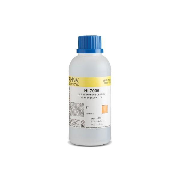 Hanna Pufferlösung pH 6,86 230ml