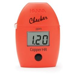 Zubehör und Reagenzien für den Hanna Miniphotometer Kupfer Hoch HI702