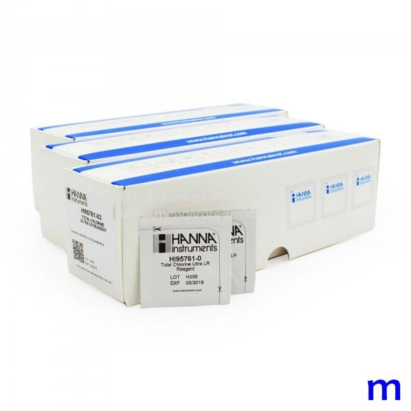 Reagenzien HI95761 Gesamtchlor Ultraniedrig