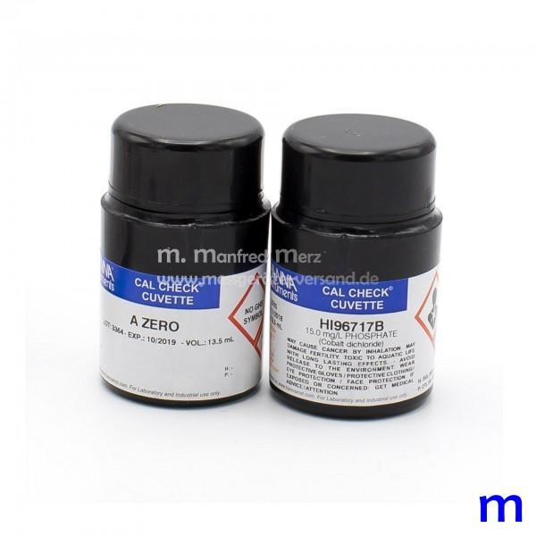 Kalibrierstandard HI96717-11 CAL CHECK Phosphat Hoch