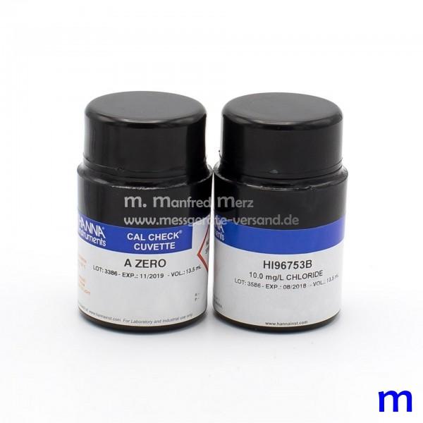 Kalibrierstandard HI96753-11 CAL CHECK Chlorid