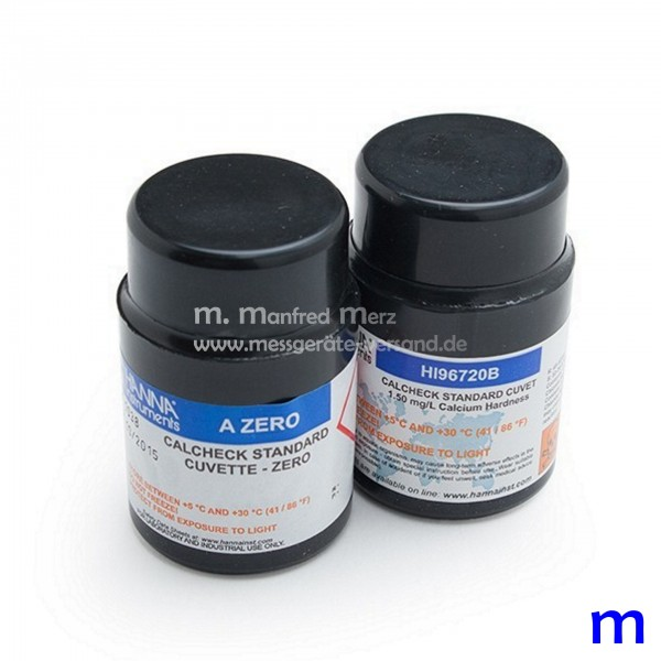 Kalibrierstandard HI96720-11 CAL CHECK Calciumhärte