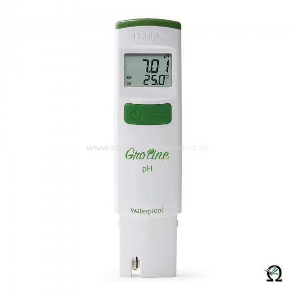 Hanna pH- und Temperatur-Tester GroLine HI98118
