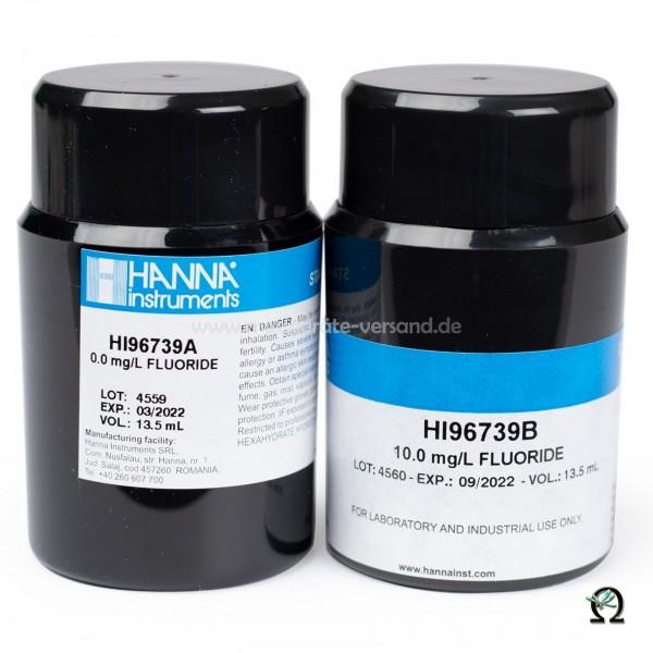 Kalibrierstandard HI96739-11 CAL CHECK Fluorid Hoch
