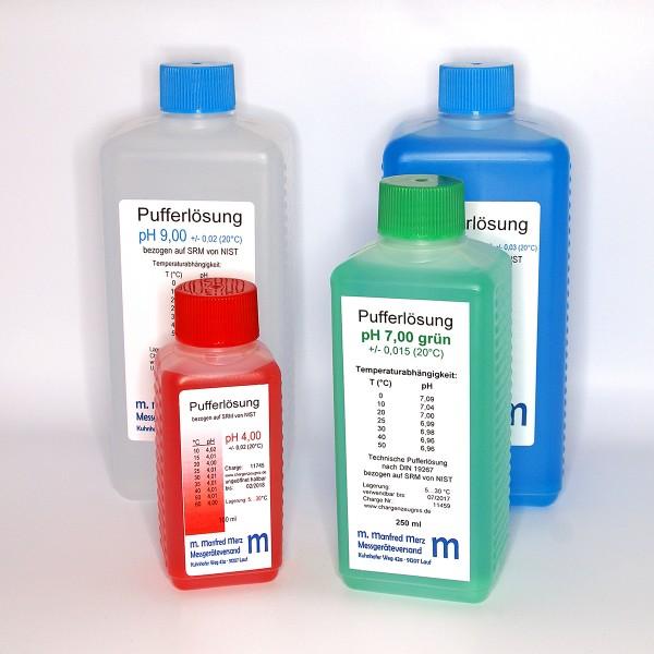 Pufferlösung pH 1,0 mit Analysezertifikat