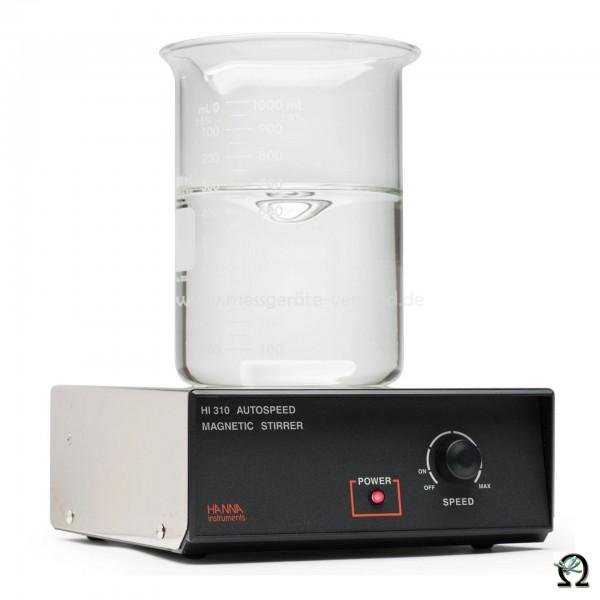 Hanna Magnetrührer HI310N Rührkapazität 5 Liter mit Edelstahl-Abdeckplatte