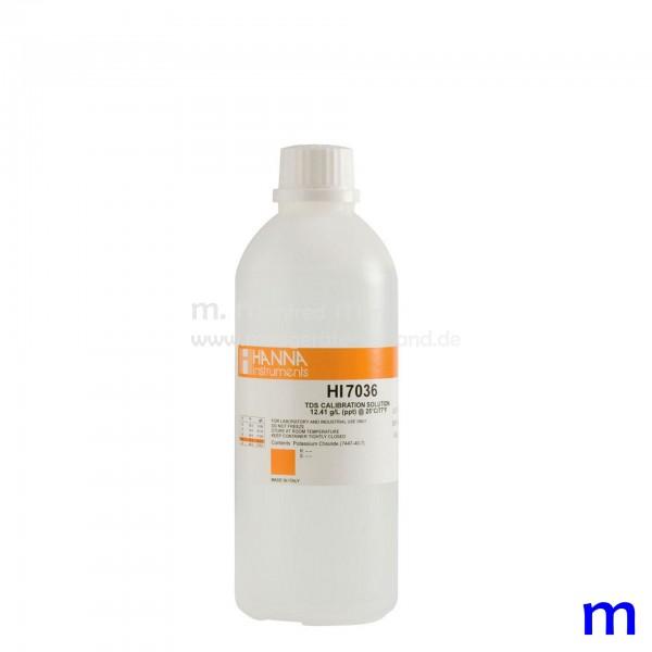 TDS-Kalibrierlösung 12,41 g/l (ppt)