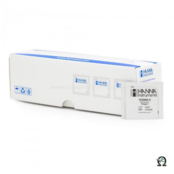 Reagenzien HI3846-100 für Hanna Testkit Chrom VI 100 Tests