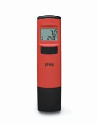 Zubehör und Pufferlösungen für den Hanna pHep pH-Tester HI98107