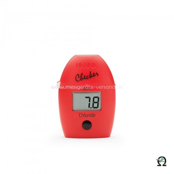 Mini-Photometer Checker HI753 f. Chlorid (0,0 bis 20,0 mg/l)