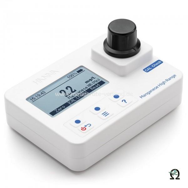 Hanna Kompakt-Photometer HI97709 für Mangan Hoch 0,0-20,0 mg/l