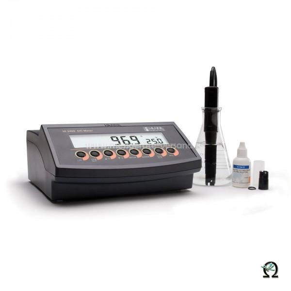 Hanna Sauerstoffmessgerät HI2400 mit PC Interface