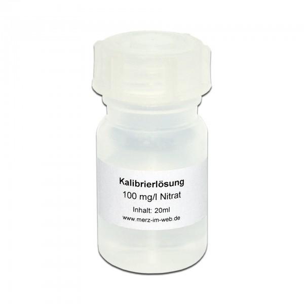 Kalibrierlösung 100mg/l N03, 20ml für Nitracheck
