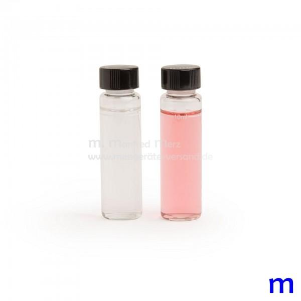 Kalibrierstandard HI711-11 Gesamtchlor 0 und 1 ppm