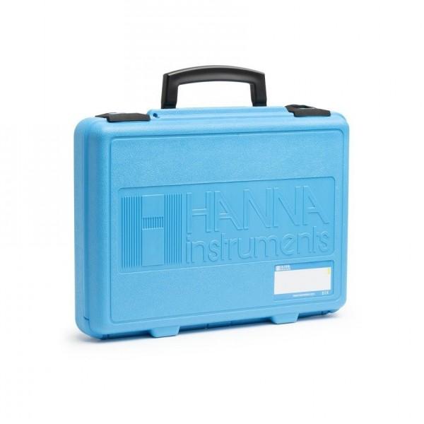 Transportkoffer HI7101412 für Photometer der HI97xxx-Serie mit Platz f. 2 Standards