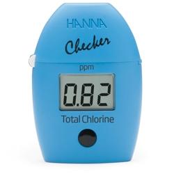 Zubehör und Reagenzien für den Hanna Miniphotometer Gesamtchlor HI711