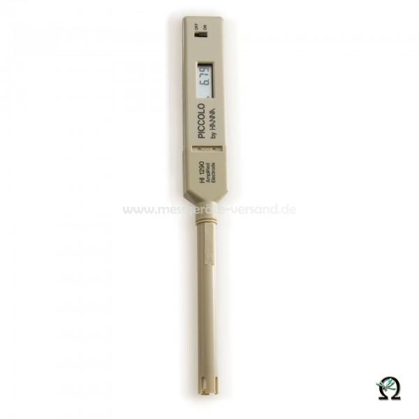 Hanna pH-Tester PICCOLO HI98112 mit 160mm Elektrode