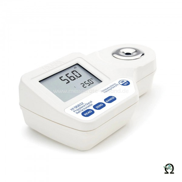 Hanna Digital-Refraktometer HI96832 Propylenglykol