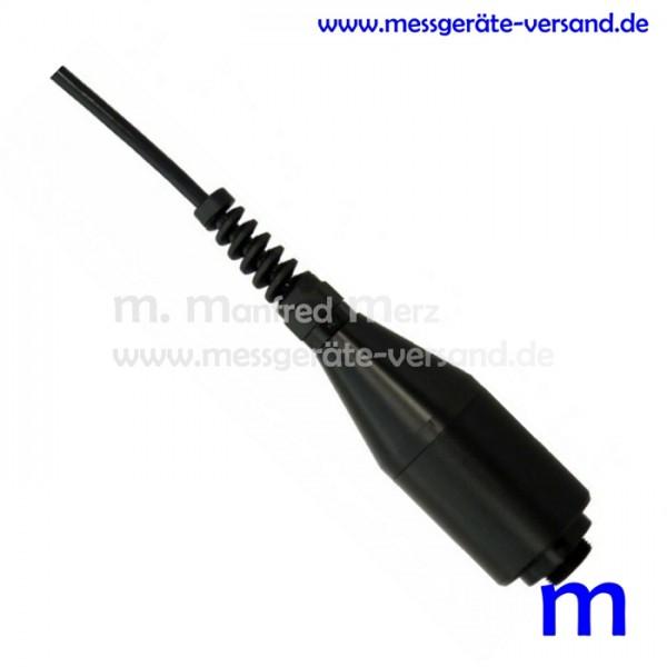 Luftsauerstoff-Sensor GGO 381 m. 1,2 m Kabel, schnelle Ansprechzeit, geschlossener Sensor