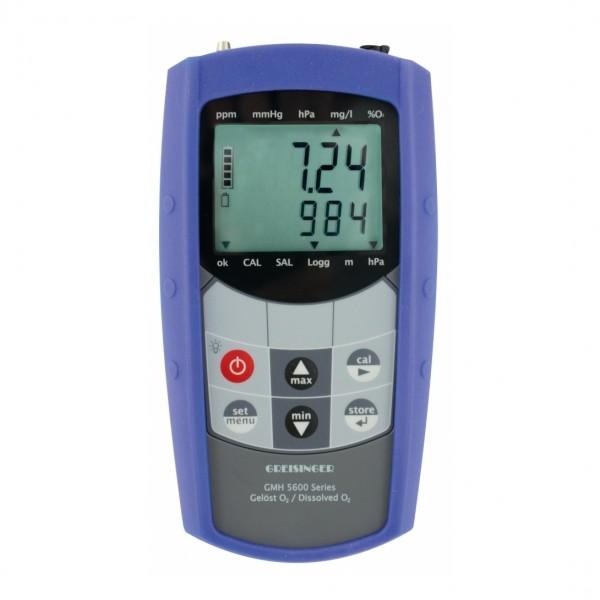 Greisinger Sauerstoffmessgerät GMH 5630