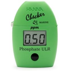 Zubehör und Reagenzien für das Hanna Miniphotometer Phosphat Ultraniedrig im Meerwasser HI774