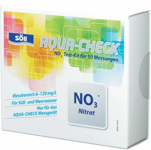 Söll Nitrat-Test für AQUA-CHECK